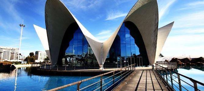 EL OCEANOGRÁFIC DE VALENCIA – najveći okeanografski centar u Evropi