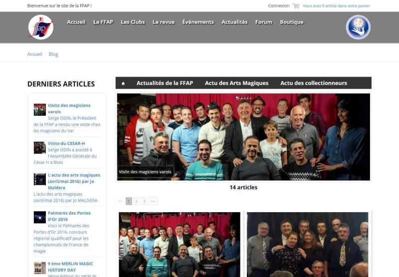 Blog FFAP