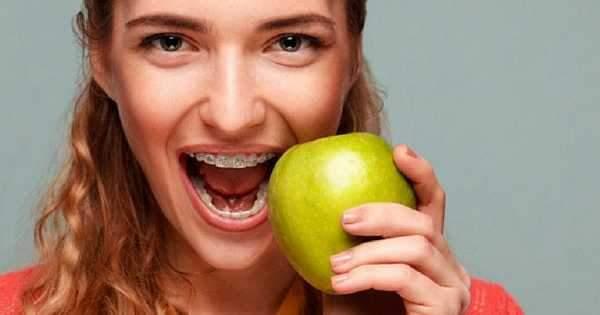 6 consejos de alimentación para pacientes con ortodoncia