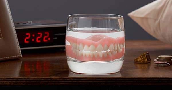 Cuidado de Dentadura Postiza