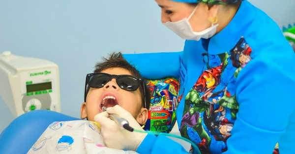 Dolor y sedación infantil en odontopediatría