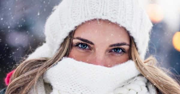 Efectos negativos del frío en nuestra visión ¿Qué hacer
