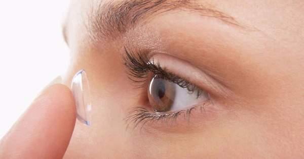 Formas apropiadas de cuidar tus lentes de contacto