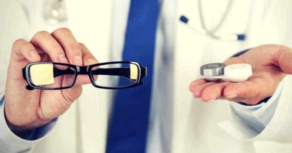 Lentes de contacto o anteojos, ¿qué es mejor