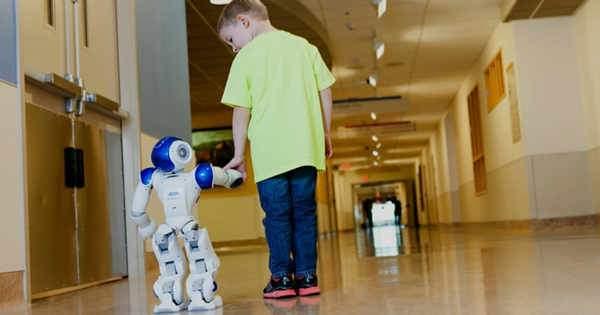 Robot pediátrico reduce ansiedad y temor en consultorios