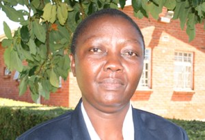Mrs. Patience. N. Moyo, ICT Manager centinery primary school bulawayo