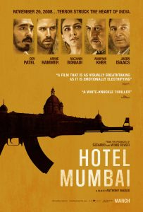 Hotel Mumbai (2019) - POSTPONED @ Centenary Centre | Peel | Isle of Man