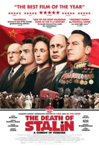 The Death of Stalin (2017) @ Centenary Centre | Peel | Isle of Man