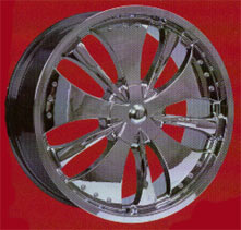 Limited 10 replacement center cap - Wheel/Rim centercaps for Limited 10