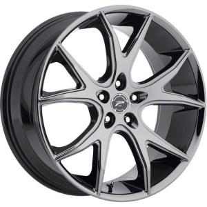 Platinum Nebula replacement center cap - Wheel/Rim centercaps for Platinum Nebula