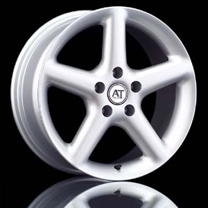 AT Italia 5 Razze replacement center cap - Wheel/Rim centercaps for AT Italia 5 Razze