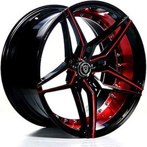 Milanni Intense RWD replacement center cap - Wheel/Rim centercaps for Milanni Intense RWD