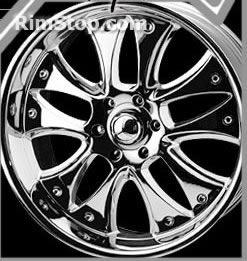 Driv Barricade style D209 replacement center cap - Wheel/Rim centercaps for Driv Barricade style D209