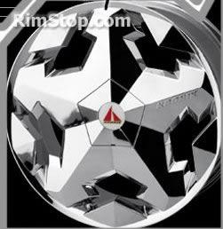 Kronix Ekko replacement center cap - Wheel/Rim centercaps for Kronix Ekko