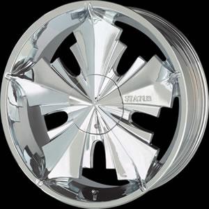 Status Godfather replacement center cap - Wheel/Rim centercaps for Status Godfather