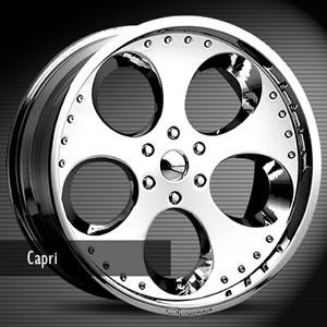 Giovanna Capri TK replacement center cap - Wheel/Rim centercaps for Giovanna Capri TK