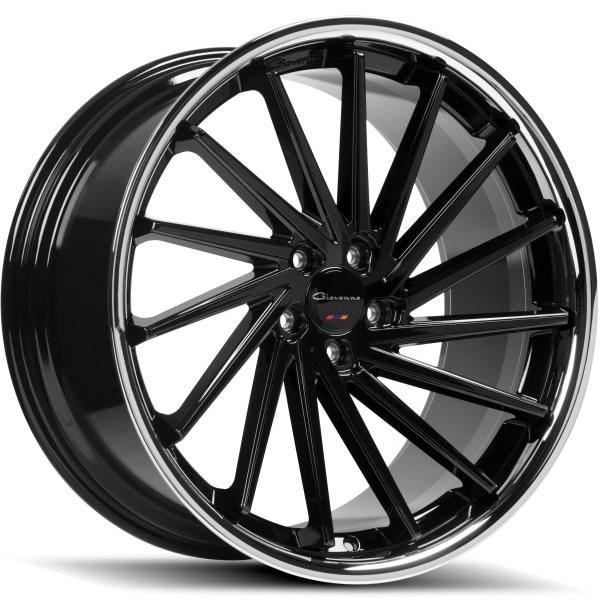 Giovanni Cassino_Style replacement center cap - Wheel/Rim centercaps for Giovanni Cassino_Style