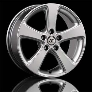 AT Italia Inox replacement center cap - Wheel/Rim centercaps for AT Italia Inox