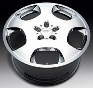 Kaotik Merced replacement center cap - Wheel/Rim centercaps for Kaotik Merced