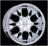 Arceo Shootingstar replacement center cap - Wheel/Rim centercaps for Arceo Shootingstar