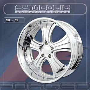 Symbolic SL5 replacement center cap - Wheel/Rim centercaps for Symbolic SL5