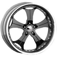 GFG Trento 5 replacement center cap - Wheel/Rim centercaps for GFG Trento 5