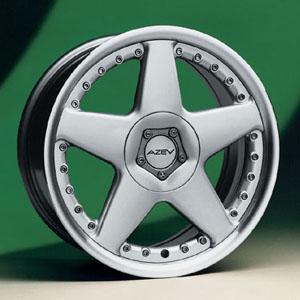 Azev Type AS replacement center cap - Wheel/Rim centercaps for Azev Type AS