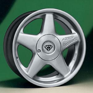 Azev Type C replacement center cap - Wheel/Rim centercaps for Azev Type C
