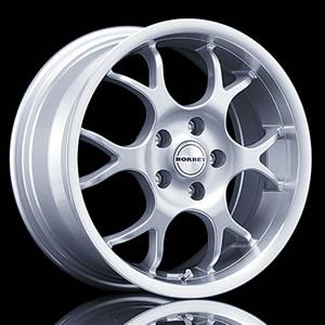 Borbet Type S replacement center cap - Wheel/Rim centercaps for Borbet Type S