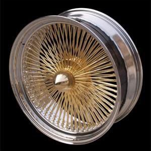 Miami Wires 150 Spokes replacement center cap - Wheel/Rim centercaps for Miami Wires 150 Spokes