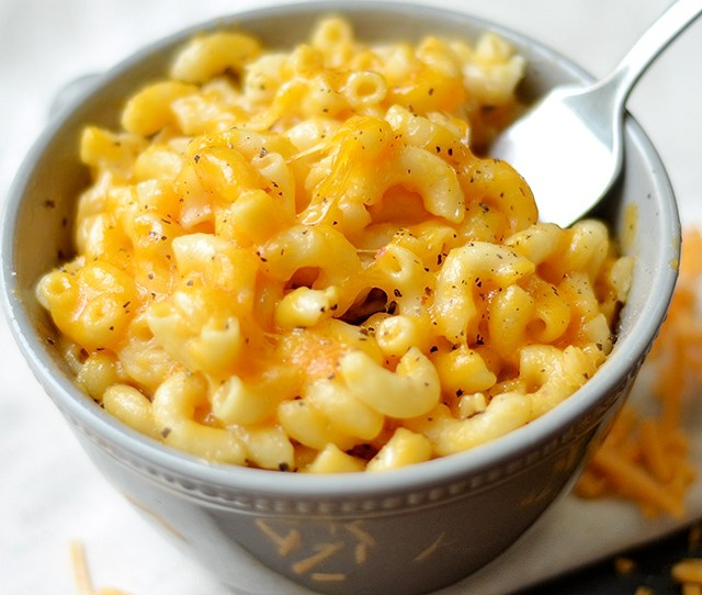 Instant Pot Easy Mac Cheese 3