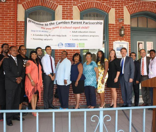 Camden Nj The Camden School District This Week Opened The First Of Four Parent Centers Citywide