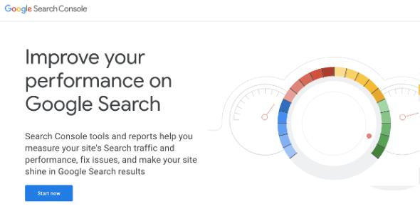 Panduan Google Search Console