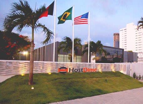 Conclusão da migração do servidor web para o Brasil