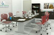 Mesa de Reunião Gold