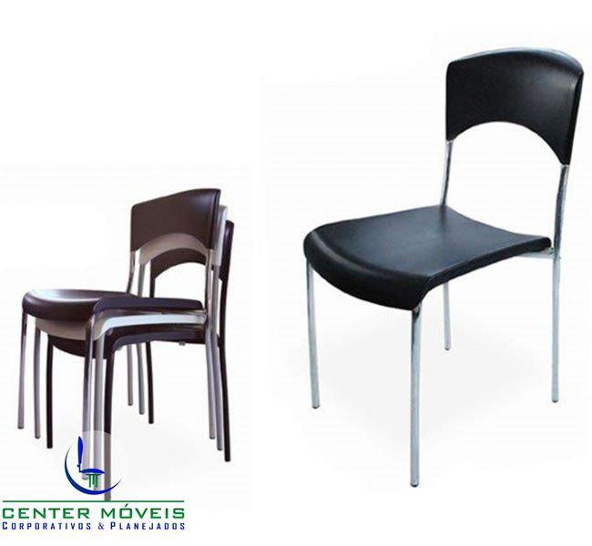 Cadeira Empilhável – Cód. CM Jenny