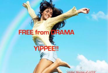 free from drama
