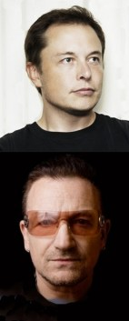 Bono and Musk on Creativity