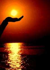 Giving sun