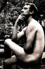 Naked Thought-guy in thought