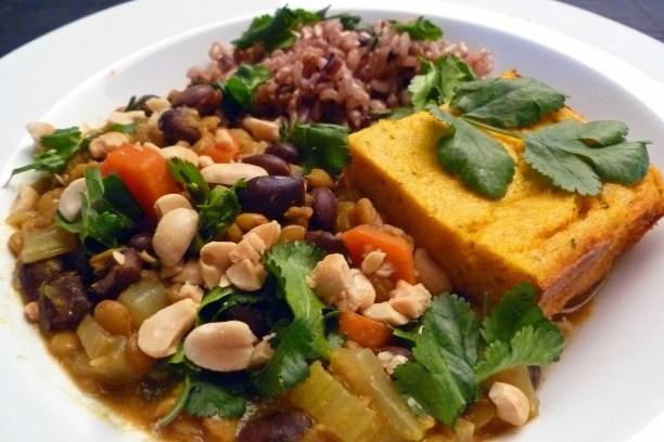 Lentil Stew (Slow Cooker)