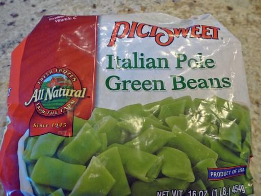 Italian Pole Green Beans