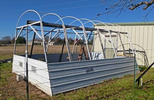 Greenhouse PVC