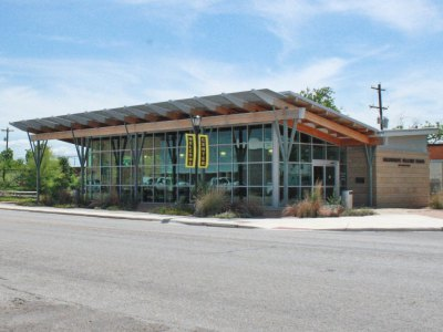 Goldthwaite Welcome Center