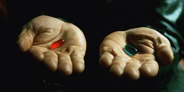 red pill nedir