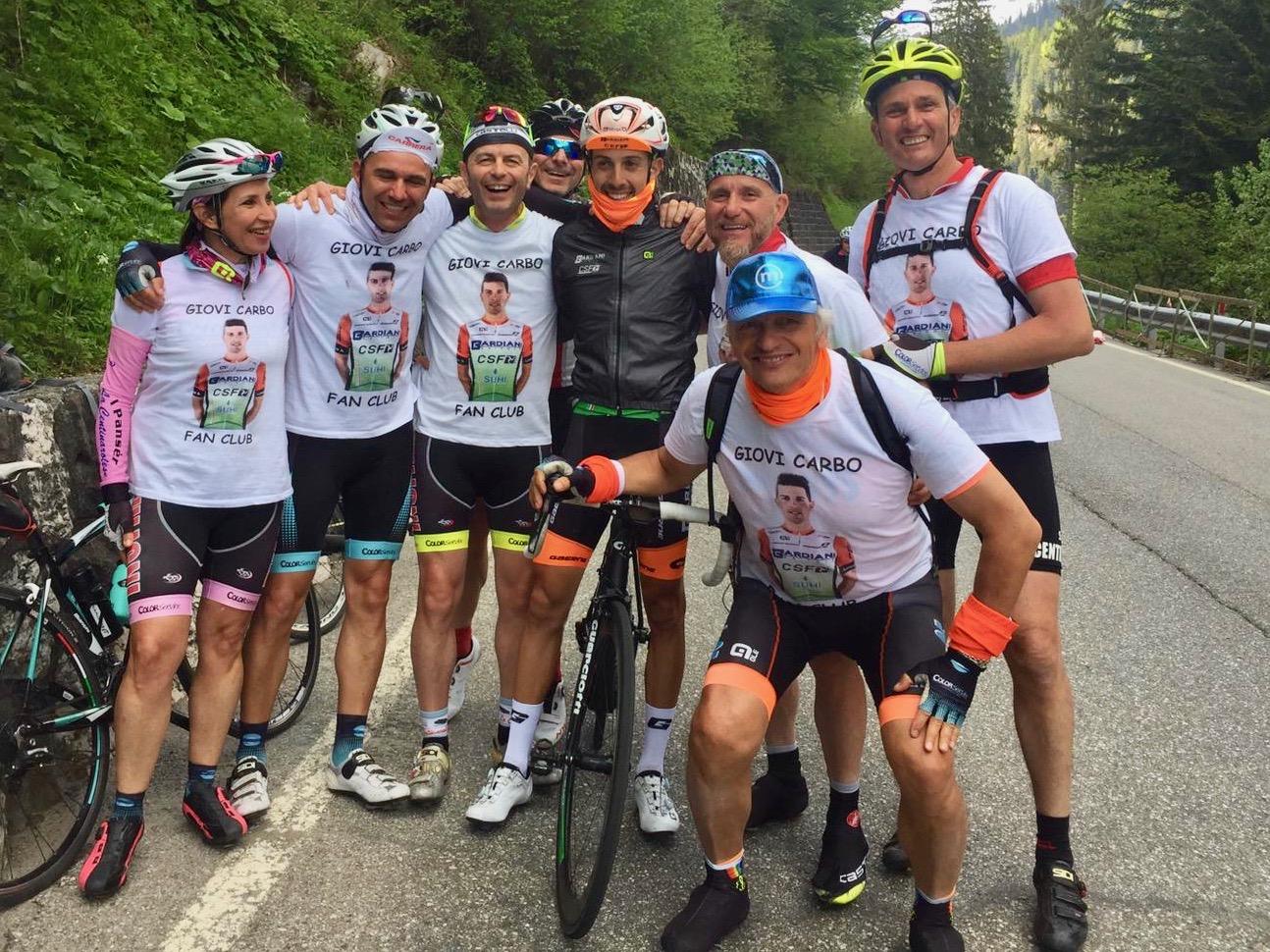 Giro D'Italia Alpentour 2019