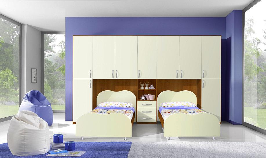 Camerette Moderne Per Bambini Centomo Floriano Arreda