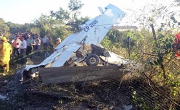 crash cessna