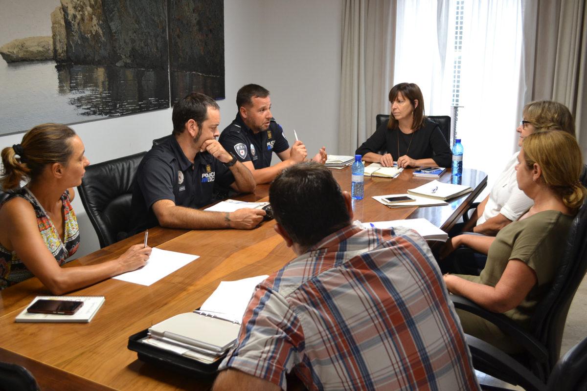 Manacor Incorpora Una Nova Policia Tutora
