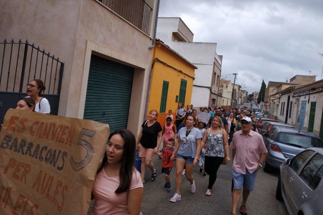 El Curs Comença Amb Reivindicació A Porto Cristo
